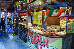 Camden marknad, London Royaltyfri Fotografi
