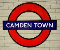 Camden miasteczko Fotografia Royalty Free