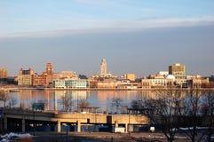 Camden New-Jersey Lizenzfreies Stockbild