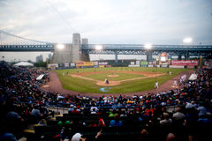 Camden Riversharks Stock Photos