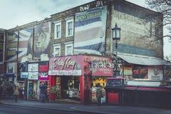 Camden Shop Royalty-vrije Stock Afbeelding