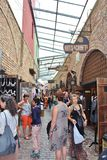 Camden Stables Market Royalty Free Stock Images