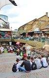 Camden Stables Market Royalty Free Stock Photography