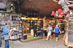 Camden Stables Market Royalty Free Stock Image