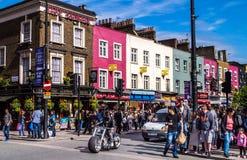 Camden Town stockbilder