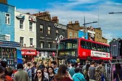 Camden Town lizenzfreie stockbilder