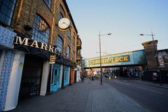 Camden Town Royalty Free Stock Photography