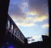 Camden Town. London at dusk Royalty Free Stock Image