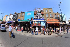 Camden Town Stock Photo