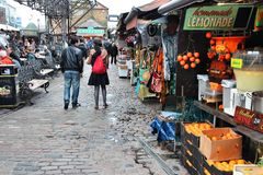 Camden Town, London Stock Image