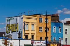 Camden Town in London Royalty Free Stock Photos