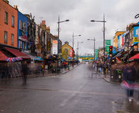 Camden Town in London Stock Photography
