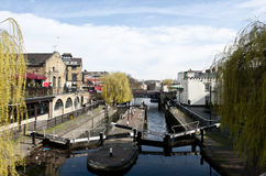 Camden Town, Londres Foto de archivo libre de regalías
