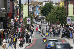 Camden Town, Market, London Royalty Free Stock Photos