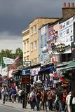 Camden Town, Market, London Royalty Free Stock Photo