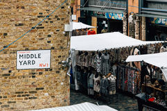 Camden Town Market Royalty Free Stock Photography