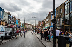 Camden Town Market Stock Photos