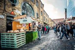 Camden Town, Reino Unido Foto de archivo libre de regalías