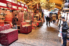 Camden Town shopping Royalty Free Stock Images