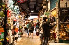 Camden Town shopping Fotografering för Bildbyråer