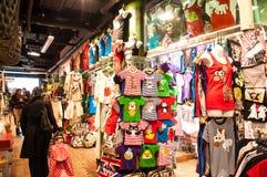 Camden Town shopping Royaltyfri Fotografi