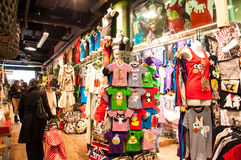 Camden Town shopping Royalty Free Stock Photography