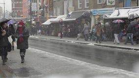 Camden Town Snow metrajes