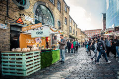 Camden Town, UK Royalty Free Stock Photo