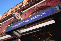 Camden Town Royalty Free Stock Photos