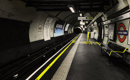 Camden Town Underground Station Royalty Free Stock Images
