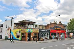 In Camden Royalty Free Stock Images
