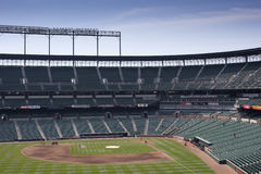 Camden Yards Royalty Free Stock Images