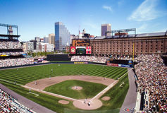 Camden Yards, Baltimore, le Maryland Photographie stock libre de droits