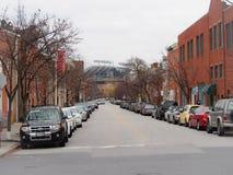Camden Yards Baltimore Maryland Imagenes de archivo