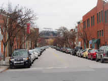 Camden Yards  Baltimore  Maryland Stock Images
