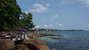 Camdoga, Sihanoukville Stockbild