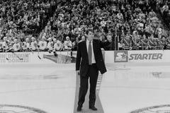 Came Neely, Boston Bruins Imagem de Stock