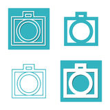 Came quatre Photographie stock
