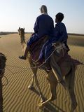 Camel drivers Royalty Free Stock Images
