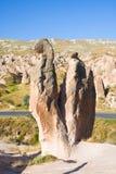 Camel Rock in the Cappadocia, Turkey Stock Image