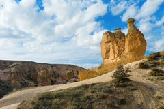 Camel rock, Turkey Stock Photo