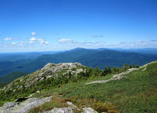 Camel's Hump Summit View royalty free stock photos