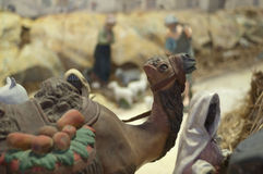 Camel toy figure Royalty Free Stock Photo