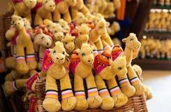 Camel Toys Stock Photography