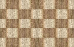 Camel wool fabric texture pattern collage in a chessboard order. Abstract background.Camel wool fabric texture pattern collage in a chessboard order Royalty Free Stock Photography