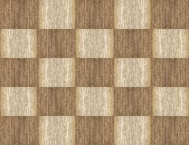 Camel wool fabric texture pattern collage in a chessboard order. Camel wool fabric texture pattern collage in a chessboard order as background Royalty Free Stock Photo