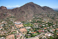 Camelback Mountain Stock Photography