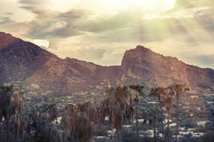 Camelback Mountain, Phoenix,AZ Royalty Free Stock Photography