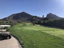 Camelback Mountain in Phoenix, Scottsdale, Az, royalty free stock image