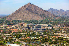 Camelback Mountain Stock Photos